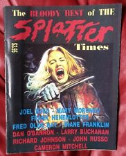 THE BLOODY BEST OF THE SPLATTER TIMES 1994