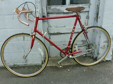 "Vintage Fuji Special Road Racer Bike Bicycle 24.5"" Frame New Tires"