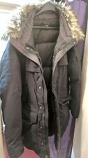 North Face XXL Mens Down Jacket Parka Jacket Black