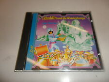 CD   Ali Baba + Aladin und die Wunderlampe (Märchen-Hörspiele nach einem Märchen