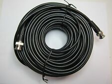 RG58 Coaxial Cable BNC Male to BNC Male, 25 ft.