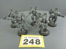 Warhammer Chaos Space Marines Raptors 248