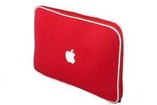 "Soft Sleeve Carry Bag Case Cover Red - Apple 13"" 13.3"" Macbook Pro Retina Air"