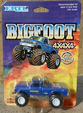 VINTAGE 1980s ERTL 1:64 *BIGFOOT* Ford Monster Truck DIECAST *NEW OLD STOCK!*