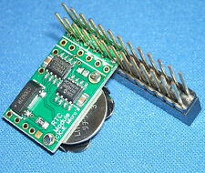 Real Time Clock (RTC) for Raspberry Pi with 26 pin passthru pins fitted