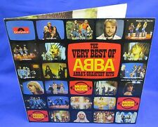 LP ABBA - THE VERY BEST OF - ABBA'S GREATEST HITS / GERMAN 2-LP / *** MINT-***