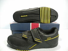 REEBOK CLASSIC CYCLOSPRING LOW SNEAKERS MEN SHOES BLACK 32-76764 SIZE 7 NEW