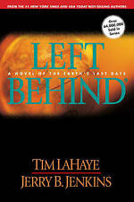 Left Behind: A Novel of the Earth's Last Days,ACCEPTABLE Book