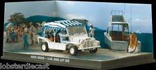 MINI MOKE - Live And Let Die - 1/43 scale model James Bond Collection