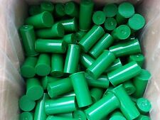 Full Case of 315-Green 13 Dram Pop Top Bottle Rx Vial Medical Herb Box Container