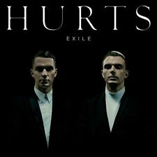 Exile [Deluxe Edition] [Digipak] * by Hurts (DVD, Mar-2013, 2 Discs, Sony Music)