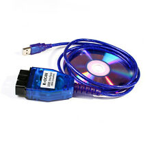 BMW OBD2 K + Dcan USB Diagnostic Cable Scan Reader Tool with Switch INPA Coding