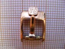 Boucle 8MM bracelet montre xem Ulysse Nardin 觀看 PL. or gold plated 8mm N°8
