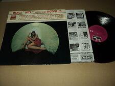 "THE HOTVILL'S 33 TOURS LP 12"" FRANCE COVER DUTRONC CELENTANO ROLLING STONES"