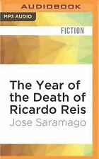 The Year of the Death of Ricardo Reis by Josè Saramago (2016, MP3 CD,...