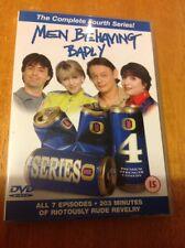 Men Behaving Badly - Series 4 (DVD, 2000)