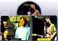 NIRVANA - Unplugged Live, MTV Show Unplugged 1994 & Live in USA 1994 CD New RARE