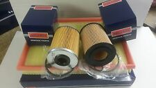 Astra Astravan MK4 1.7 DTi CDTi Diesel Oil Air Fuel Filter 1998-2005 Service Kit