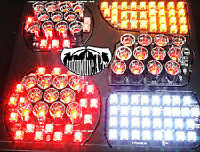 LED Rear Tail Lights DIY KIT For 07 10 Ssangyong Kyron