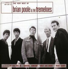 World Of Brian Poole & The - Brian & The Tremeloes Poole (2003, CD NUEVO)