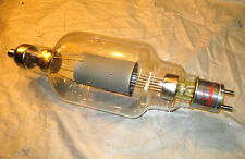 MEGA RETRO RARE GIANT GLASS ELECTRON TUBE JAN 5973 WESTINGHOUSE NOS NIB VINTAGE