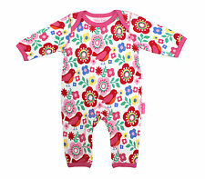 TOBY TIGER flower print romper 3-6 months BNWT **CLEARANCE**