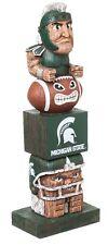 Michigan State University Spartans Tiki Totem Statue - Free Shipping NCAA