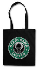 STARSPAWN COFFEE Hipster Shopping Bag - Arkham Lovecraft Miskatonic Cthulhu