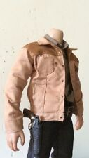 custom 1/6 scale Corduroy Jacket Fit walking dead Rick Grimes hottoys TTM19 body