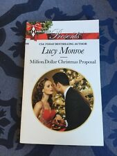Million Dollar Christmas Proposal (Harlequin Presents), Monroe, Lucy 2013