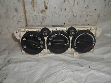 2005 1.8 TOYOTA AVENSIS A/C CONTROL PANEL 55900-05091