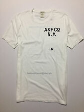 ABERCROMBIE & FITCH  Logo Graphic Tee Large **Brand New** by Hollister T-Shirt