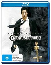 CONSTANTINE Keanu Reeves Blu-Ray DISC - New