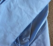 Robins Egg Blue King Feather Bed Cover 300TC Company Store Cotton Sky Featherbed