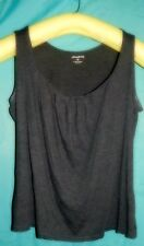 Eddie Bauer Dark Gray Sleeveless Top - Size XXL