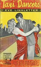 Fabian Z20 Taxi Dancers Eve Linkletter 1st 1960 sleaze vintage US paperback book