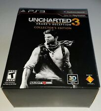 Uncharted 3: Drake's Deception -- Collector's Edition Sony PlayStation 3 2011