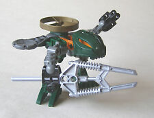 LEGO 4879 Bionicle Metru Nui Rahaga Iruini With Rhotuka Spinner (Pre-Owned):