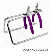 Sturdy Metal Steel Stand Holder For Pliers For Jewelry and Beading Pliers