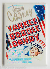 Yankee Doodle Dandy FRIDGE MAGNET (2 x 3 inches) movie poster james cagney
