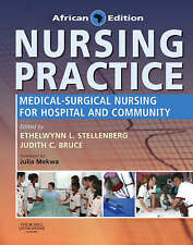Nursing Practice Hospital and Community, Bruce, Judith, Stellenberg, Ethelwynn,