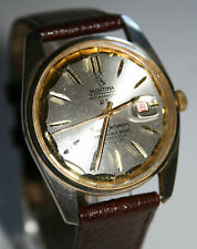 VINTAGE 1960's MORTIMA ANTIMAGNETIC 25 SUPER DATOMATIC GENTS WATCH