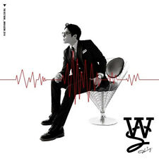 K-pop WHEESUNG - THE BEST MAN (MINI ALBUM) (WHEES03MN)