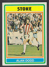 Topps - Footballers (Blue Back) 1976 - # 48 Alan Dodd - Stoke