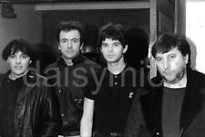 The Stranglers Punk Rock Band London 1985 6x4 Inch Reprint Photo