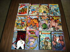 COMIC BOOK LOT OF 12  LOOK AT PHOTOS