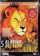 De la cuna a la tumba 5: EL REINO DEL LEÓN. Documental BBC