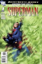 JSA Kingdom Come Special Superman #1 DC Comics 2009 Dale Eaglesham Variant Cover