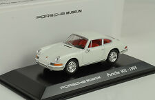 1965 Porsche 911 901 white weiss / rot  Museum 1:43 MAP