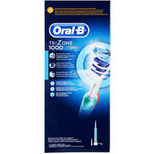 Oral-B Braun trizone 1000 3d action last model Electric Toothbrush -EXPRESS SHIP